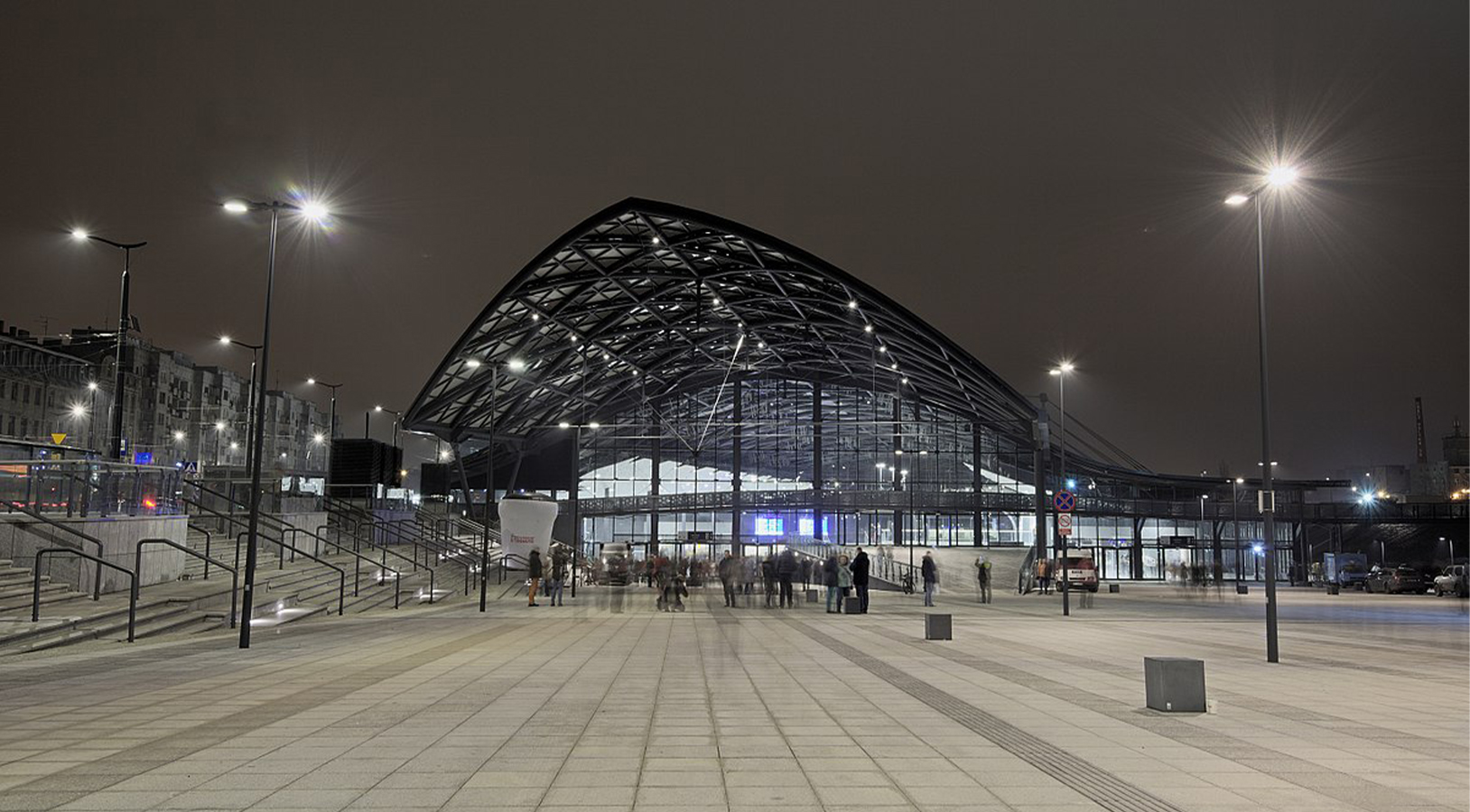 Consortium PKP PLK, PKP S.A and City of Lodz | Design-Build for Lodz Fabryczna High Speed Multi-Modal Station
