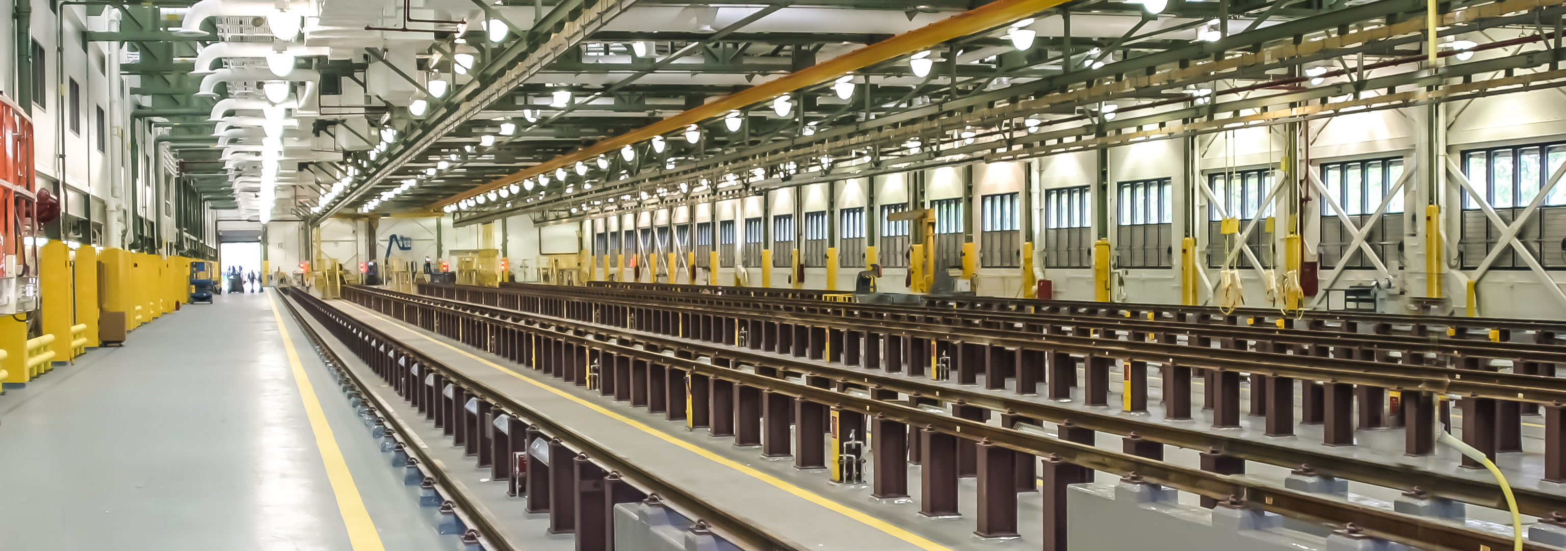 NYC Transit | Design-Build Corona Maintenance Shop & Car Washer Facility